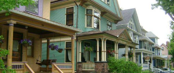 Elmwood Village Victorians