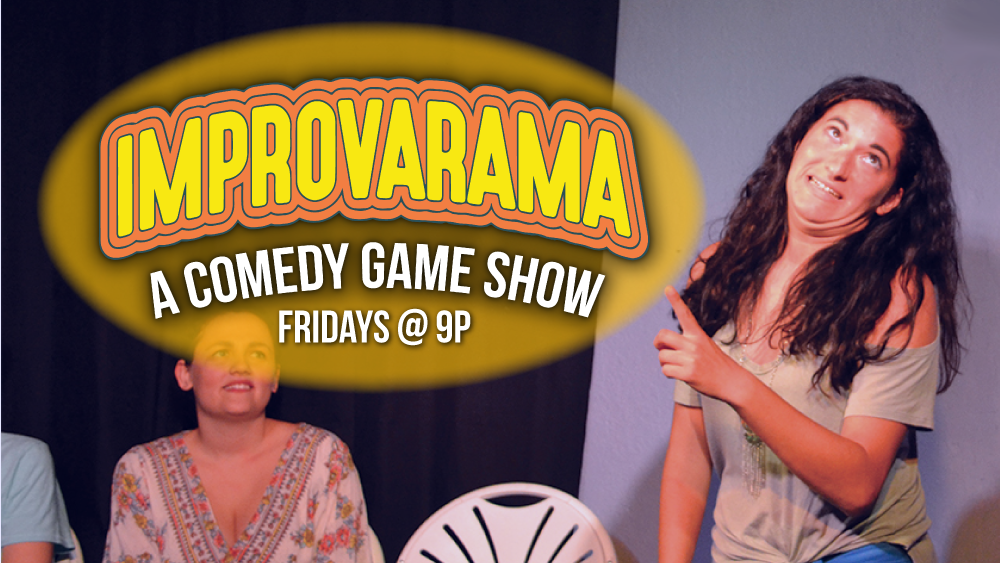 Improvarama: A Comedy Game Show