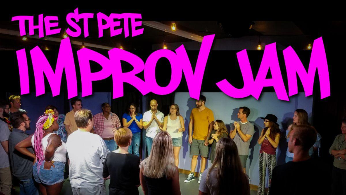 The St. Pete Improv Jam