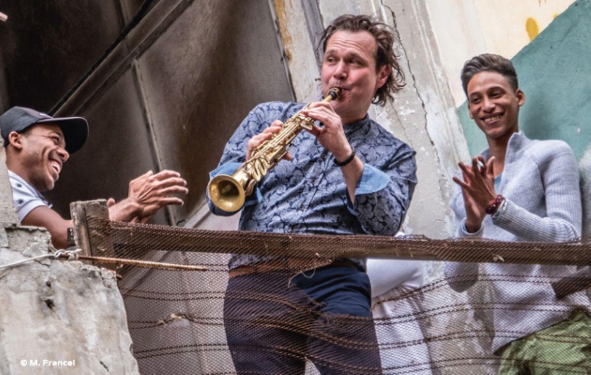 Vorabend:Konzert 4 (ehemals Symphonic Talk) - Aus der Neuen Welt & Jazz mit Mulo Francel