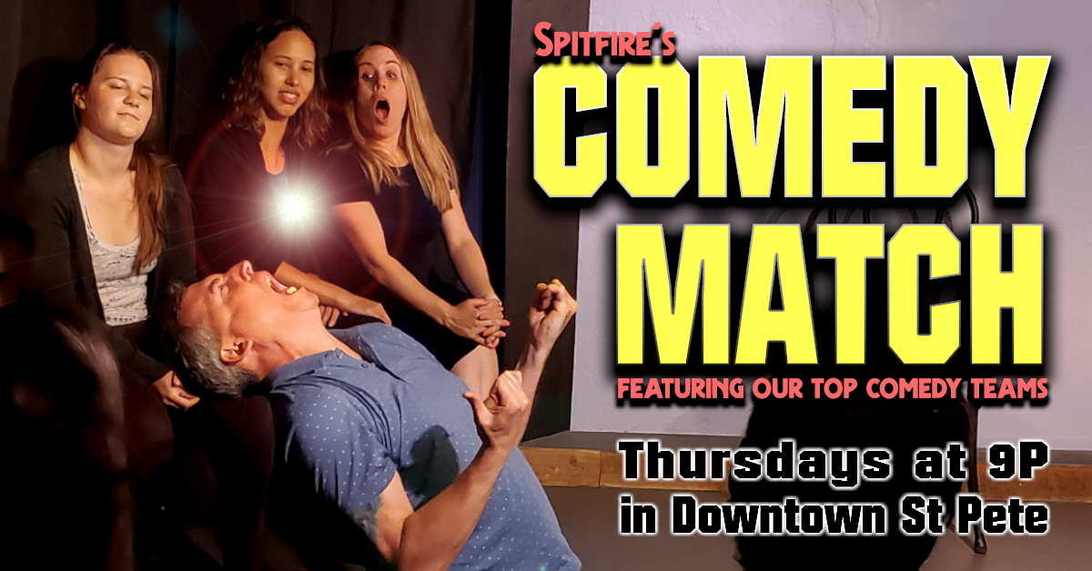 The Comedy Match