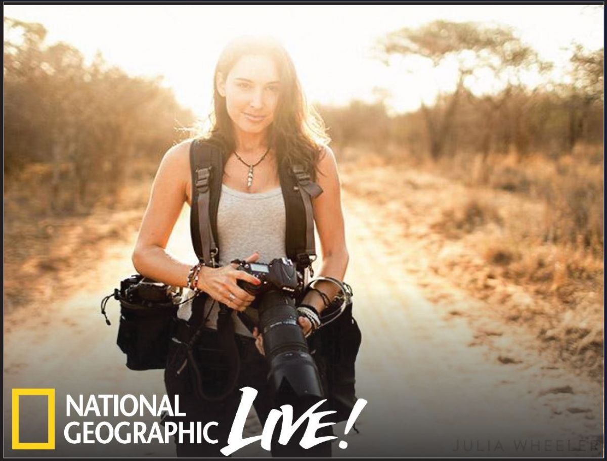 Student Matinee National Geographic Live! Pursuit Of The Black Panther- Shannon Wild