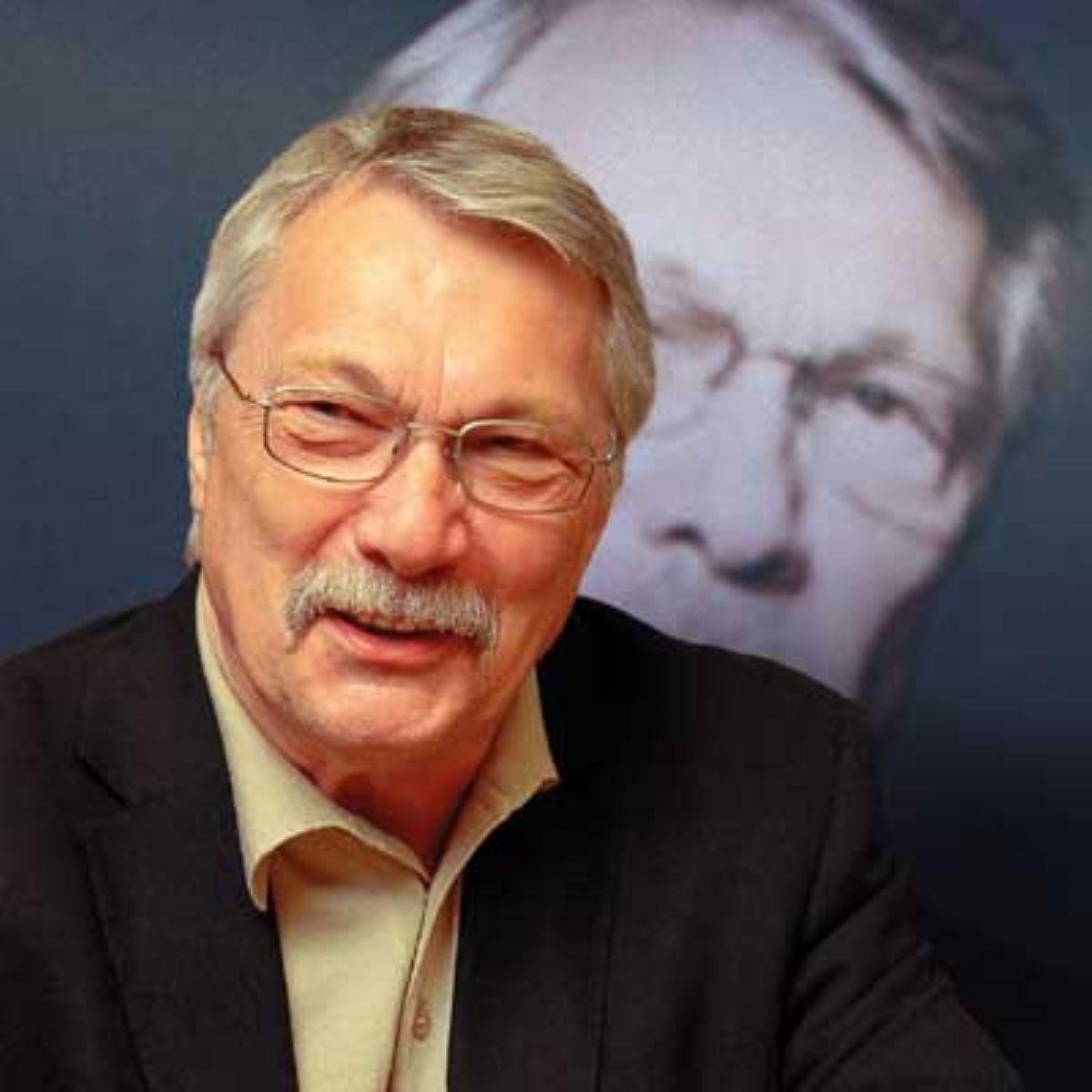 Henning Venske GEMEIN ABER NICHT UNHÖFLICH Lesung