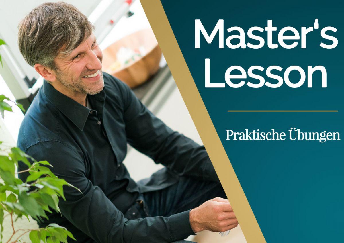 Workshop | Master's Lesson - Praktische Übungen | 2 Tage | Eric Standop | Darmstadt