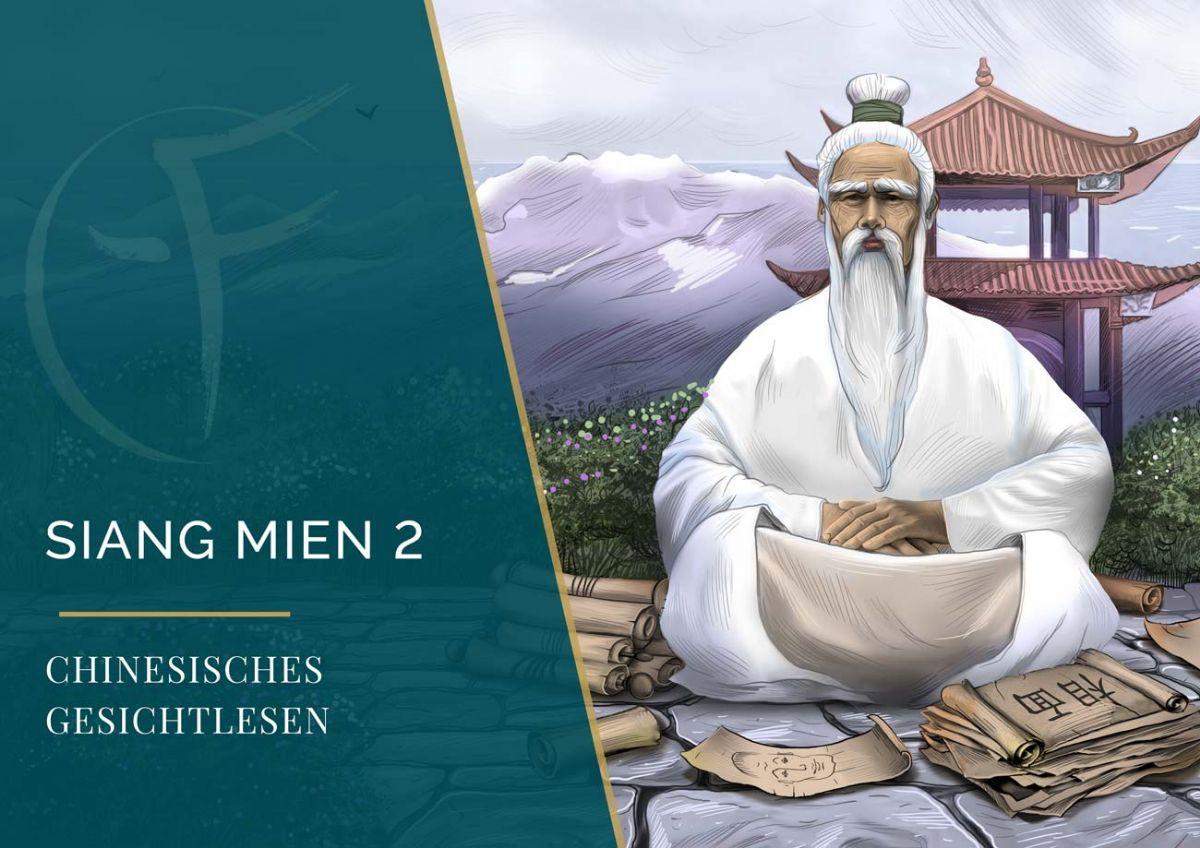 Ausbildung | Siang Mien 2 | Chinesisches Gesichtlesen | 3 Tage | Thomas Bauer | Lengenfeld, AT