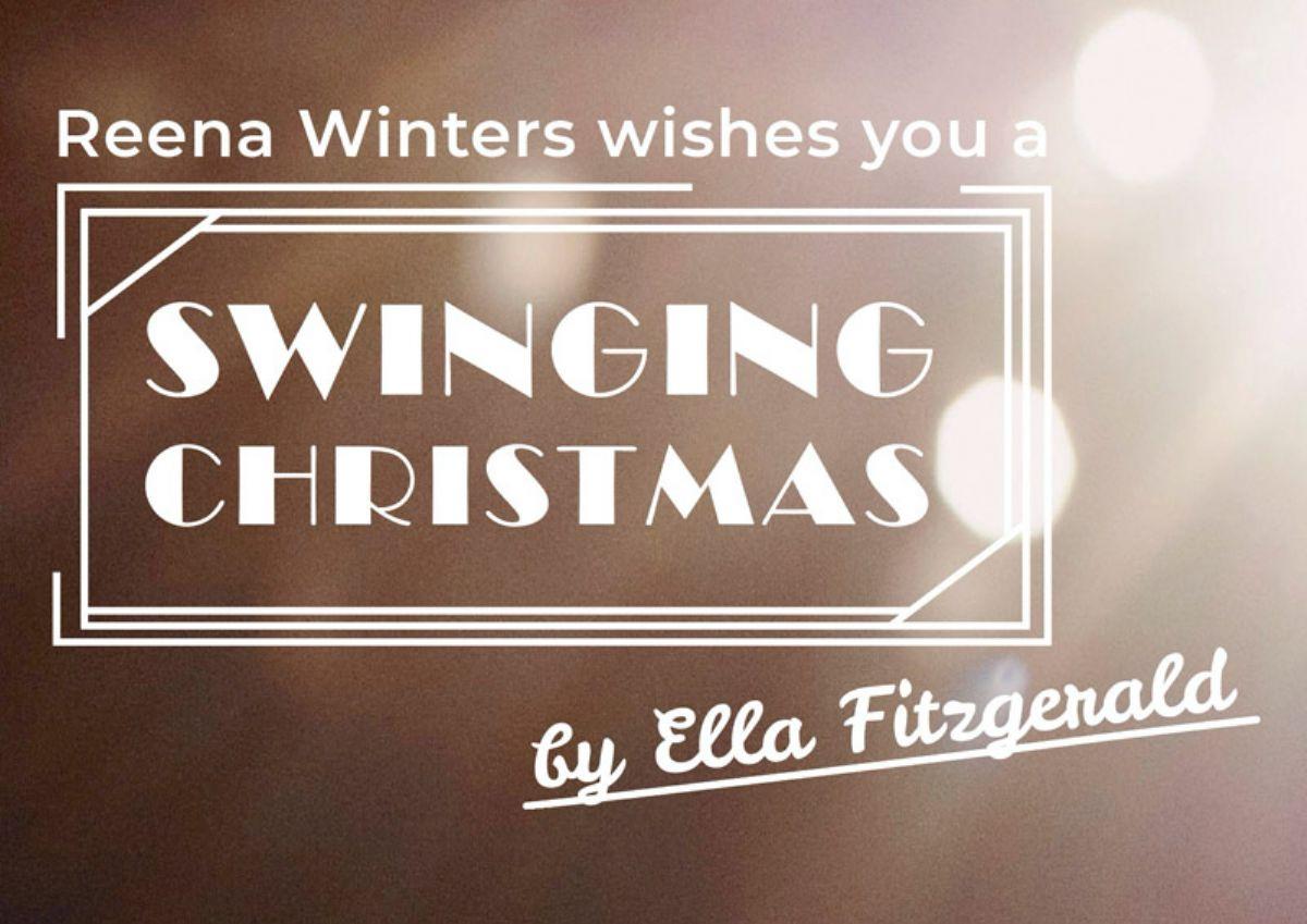 Vorabend:Konzert 2 - Reena Winters sings Ella Fitzgerald's Christmas Songs