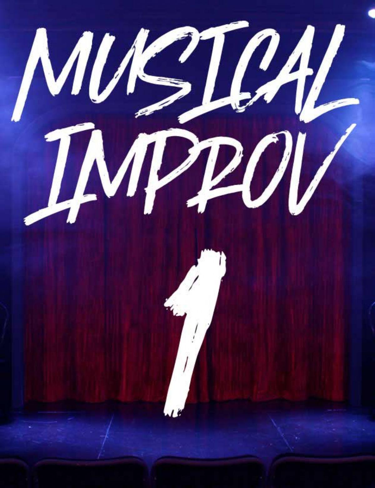 CLASS: Musical Improv 1 w/ Mark, Tuesdays (2020-3)