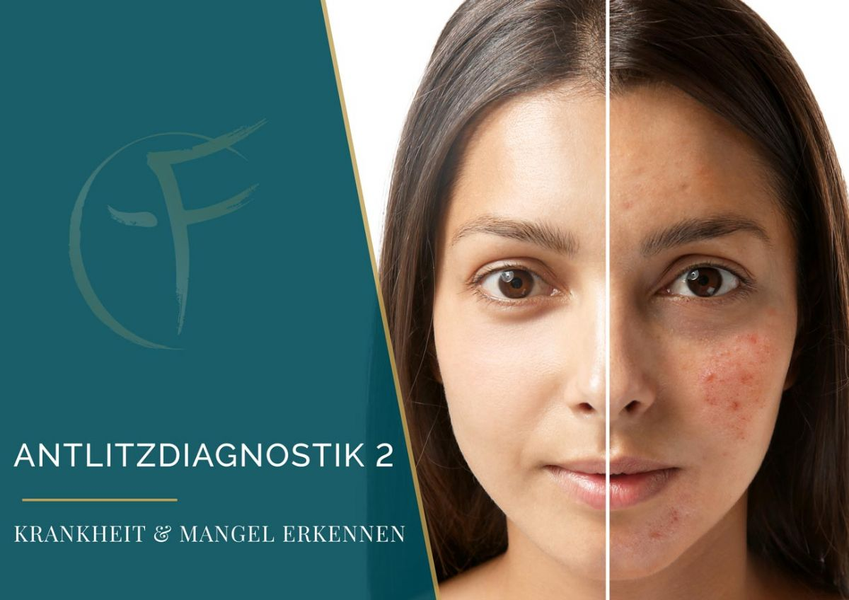 Ausbildung | Antlitzdiagnostik 2| Krankheit & Mangel lesen |3 Tage | Svenja Schupp | Karlsruhe