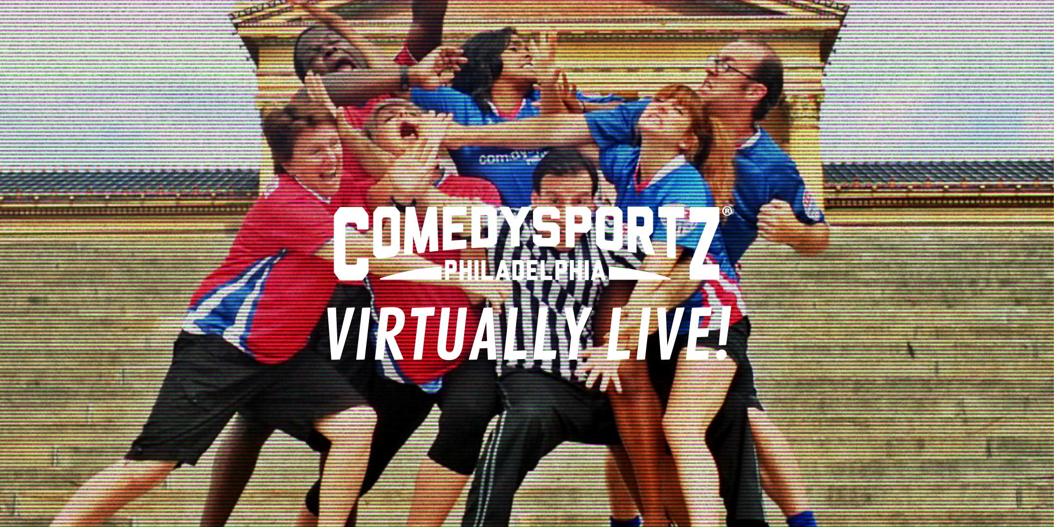 ComedySportz: Virtually Live!