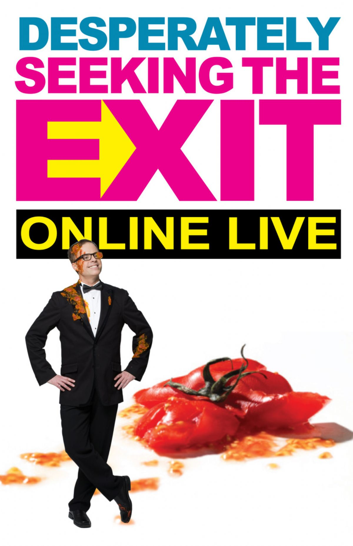 Desperately Seeking the Exit: Online LIVE