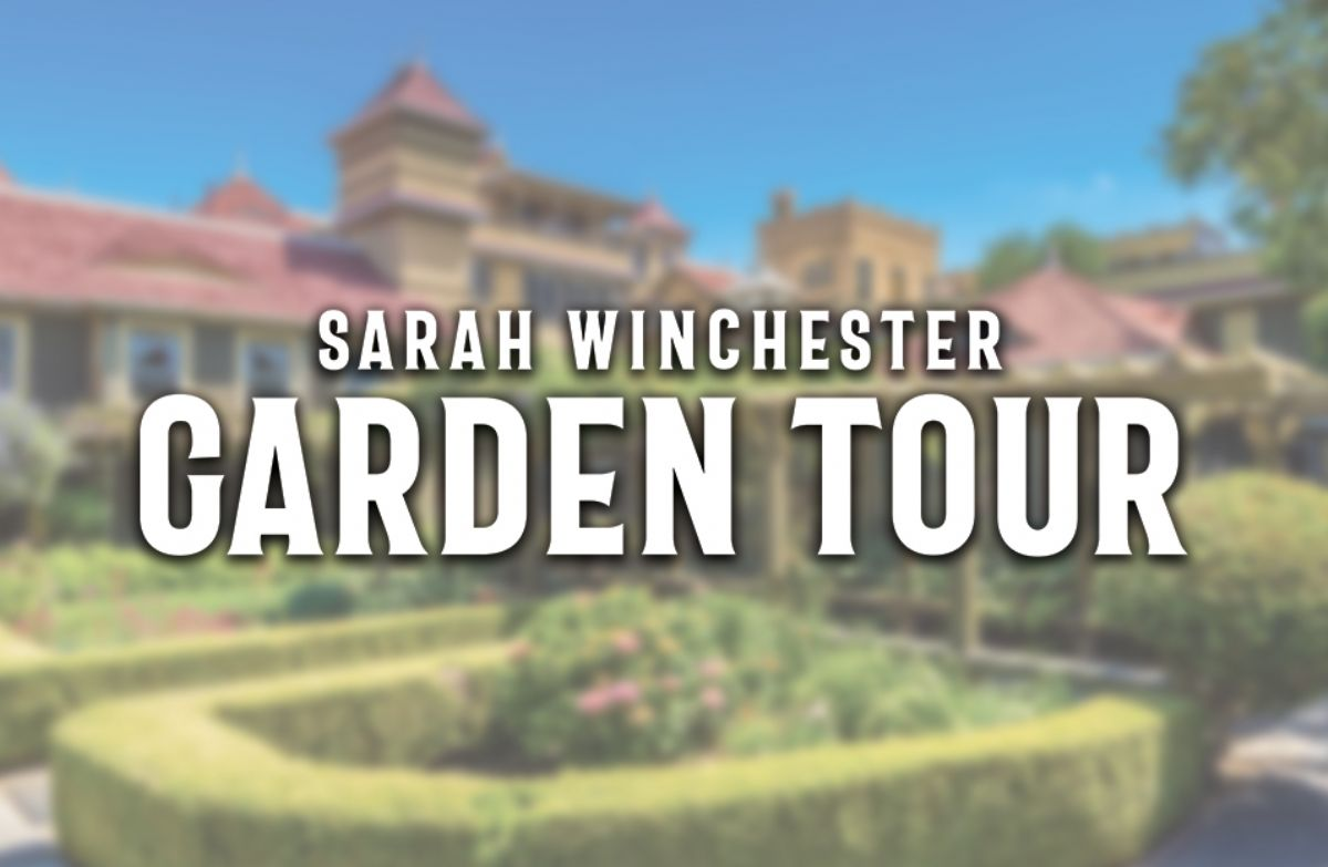 The Sarah Winchester Garden Tour - Gardens Only