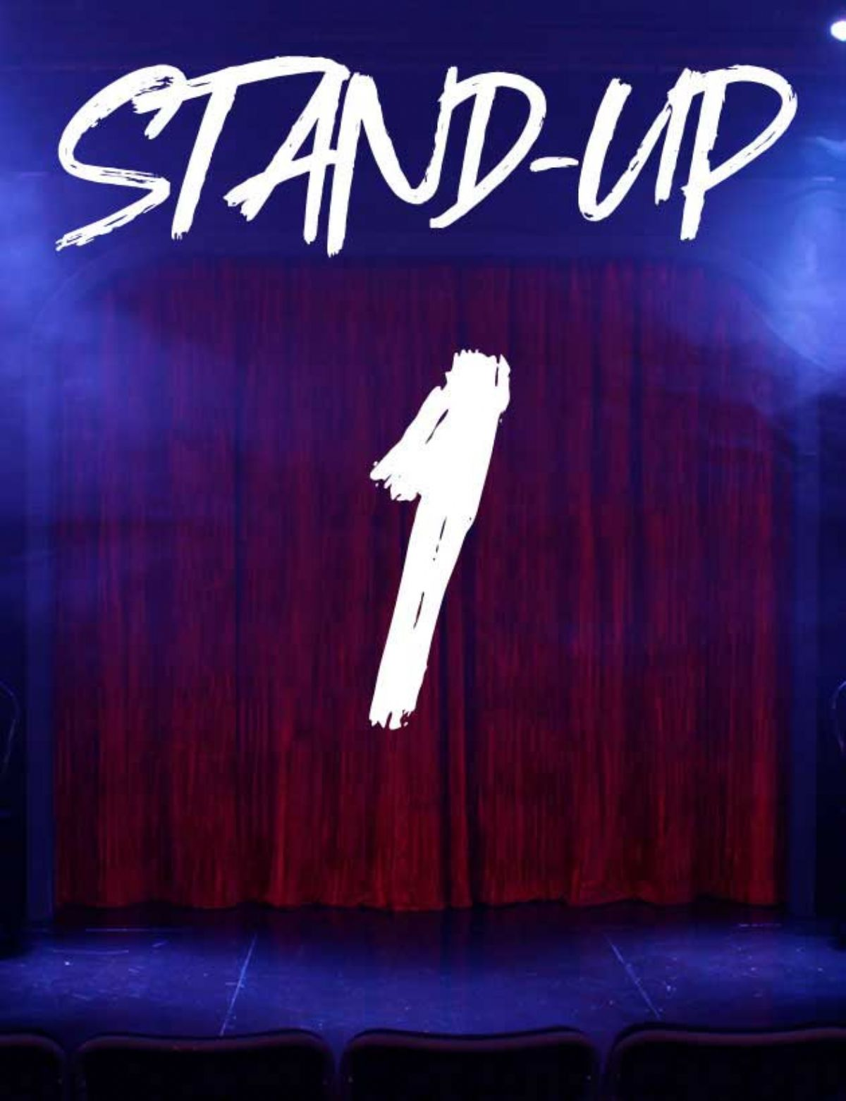 CLASS: Intro to Stand-up, Thursdays w/ Mark A. (2020-3)