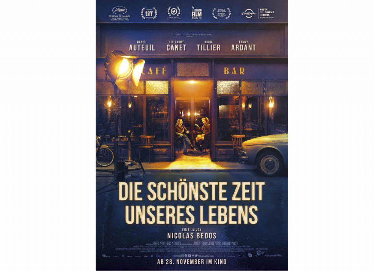 DIE SCHÖNSTE ZEIT  – 14.7.2020 – UNSERES LEBENS – Autokino & Autokonzert Salzburg