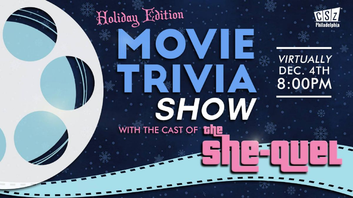 Movie Trivia Game Show with the cast of The She-Quel