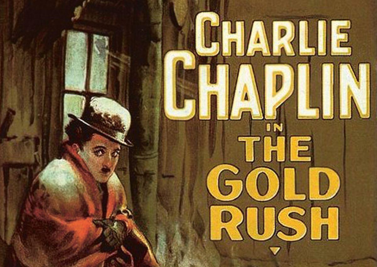 Samstag ins Konzert 3 - The Gold Rush von Charlie Chaplin