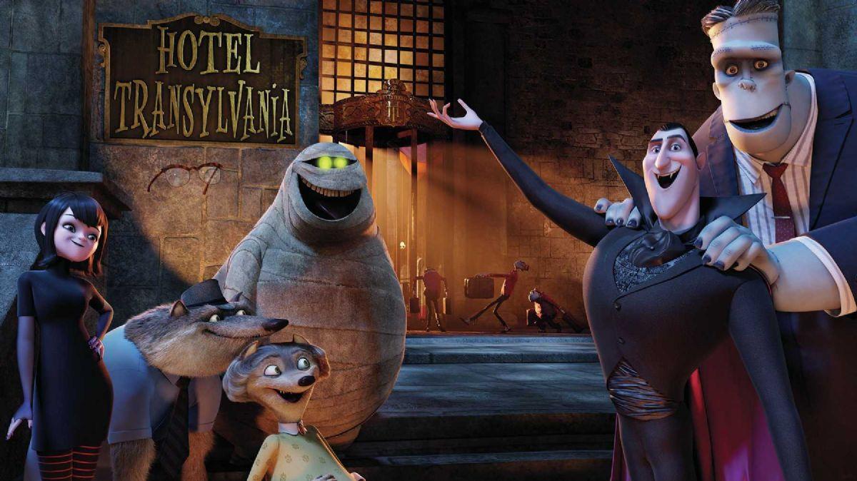 Hotel Transylvania     SCA Outdoor Movies Stargaze Cinema