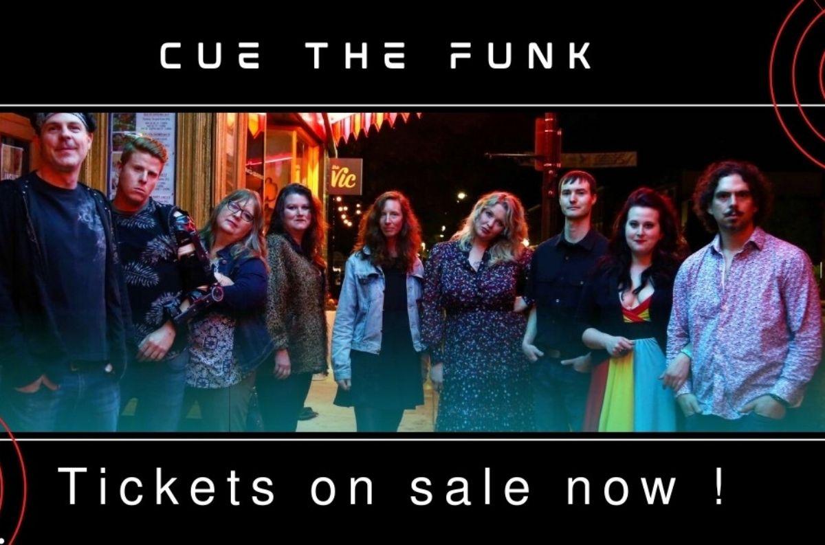 Cue The Funk: Live Stream