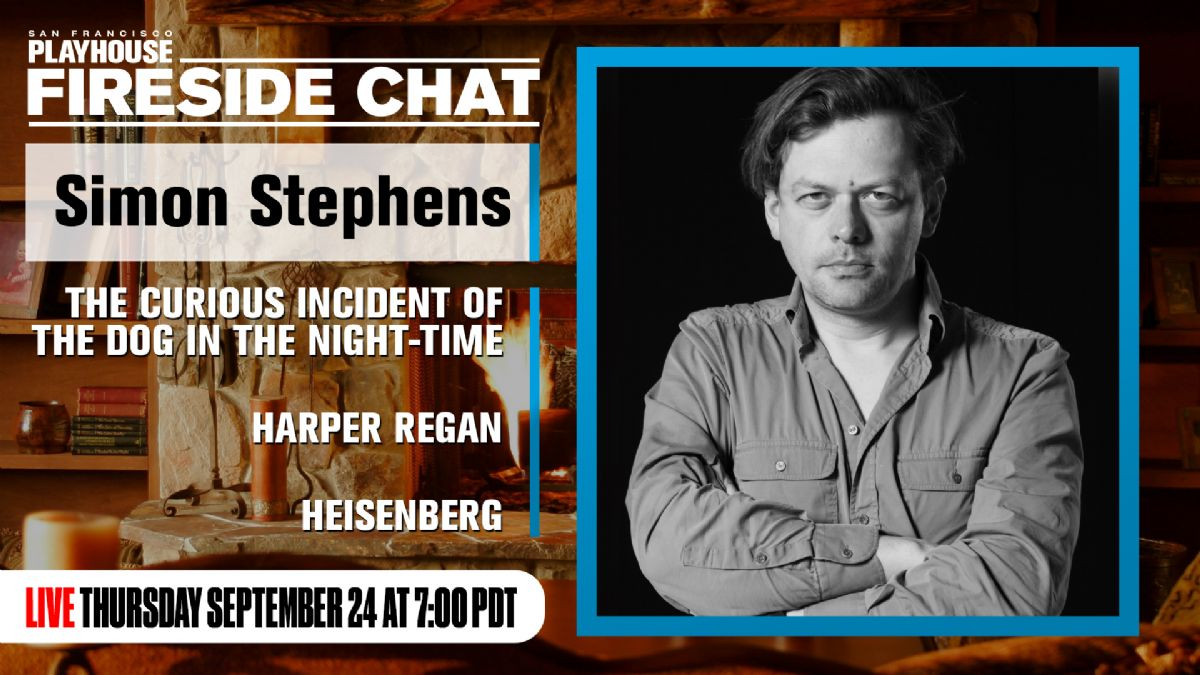 Simon Stephens   A San Francisco Playhouse Fireside Chat