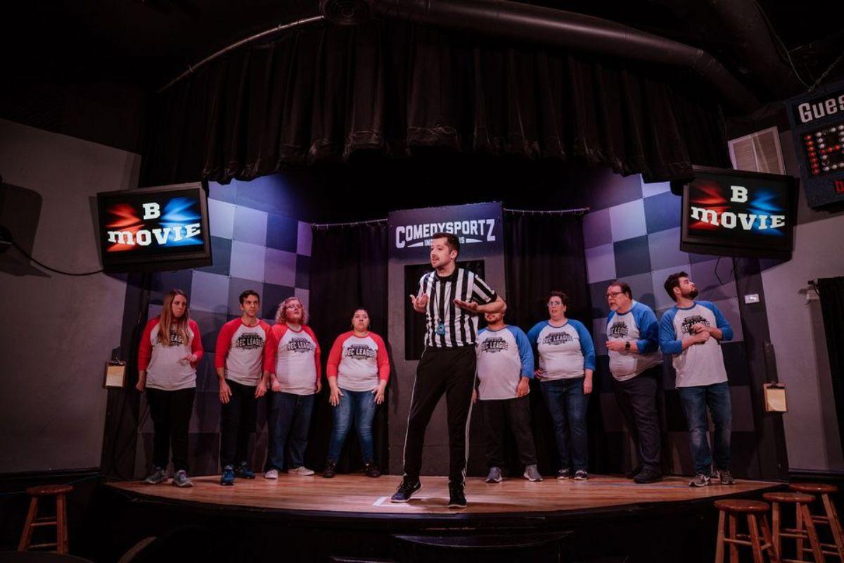 ComedySportz: Rec League Match