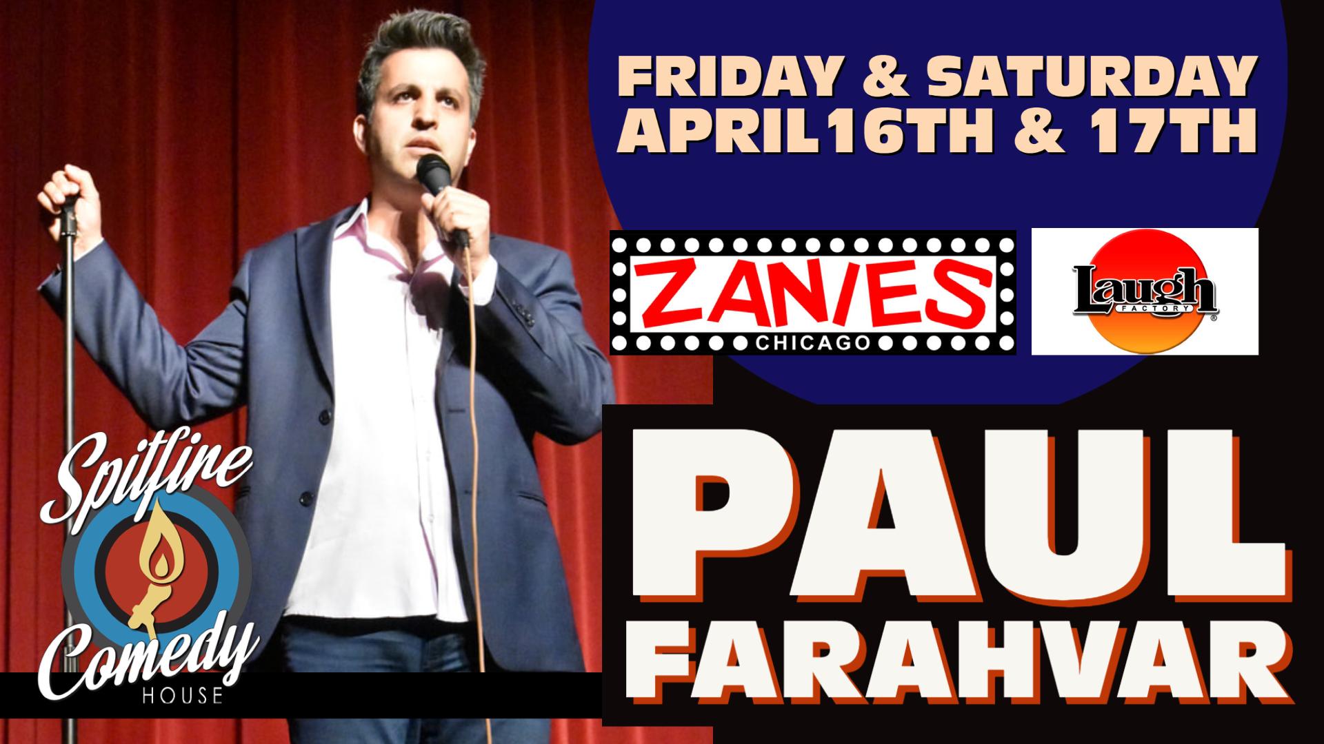Paul Farahvar