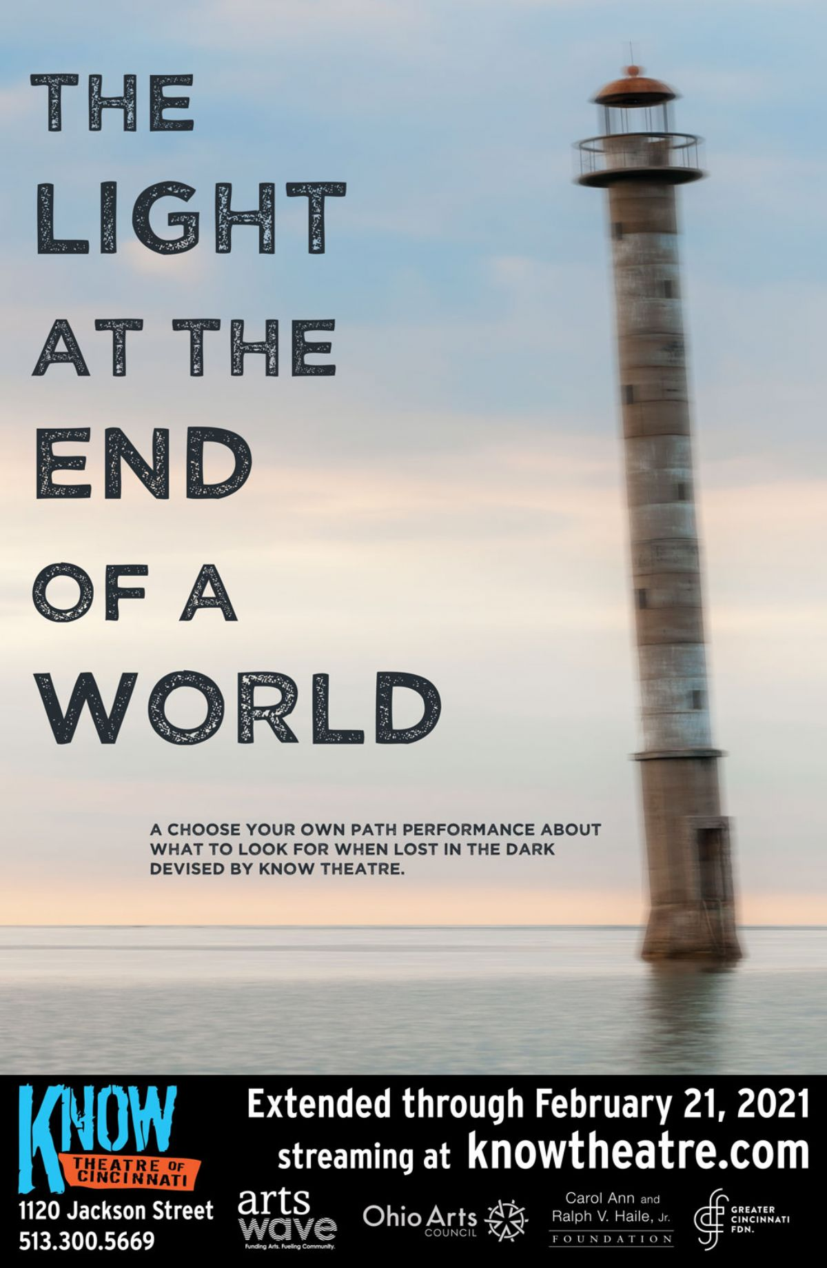 The Light at the End of a World