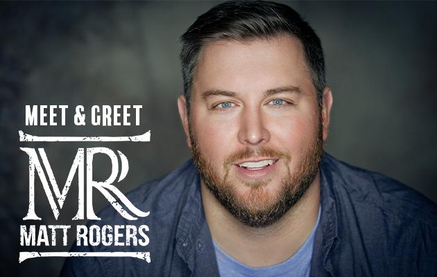 Matt Rogers Meet & Greet Package