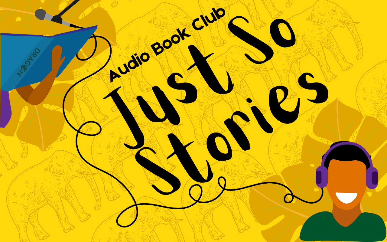 Audio Book Club: Just So Stories