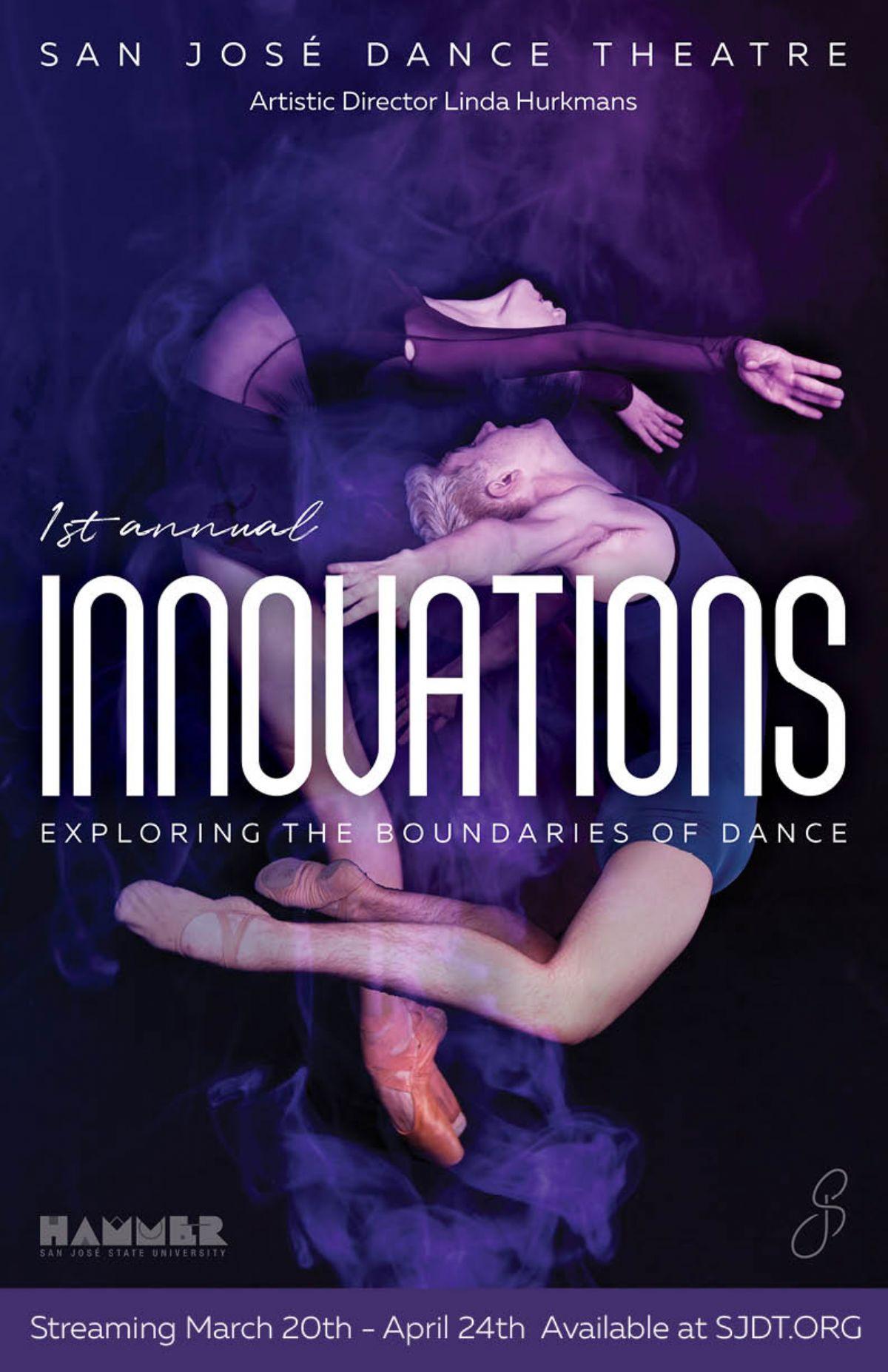 San Jose Dance Theatre Innovations