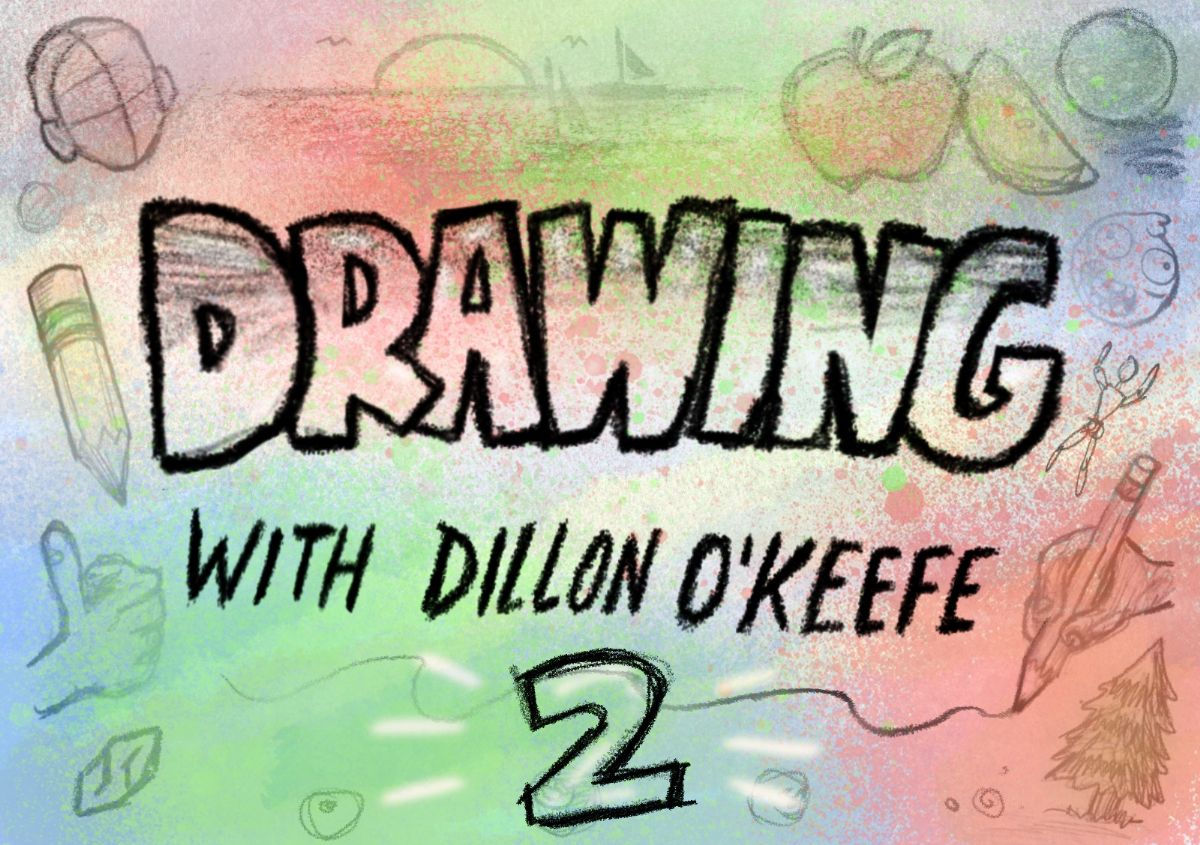 Drawing with Dillon! Gr. 5-8