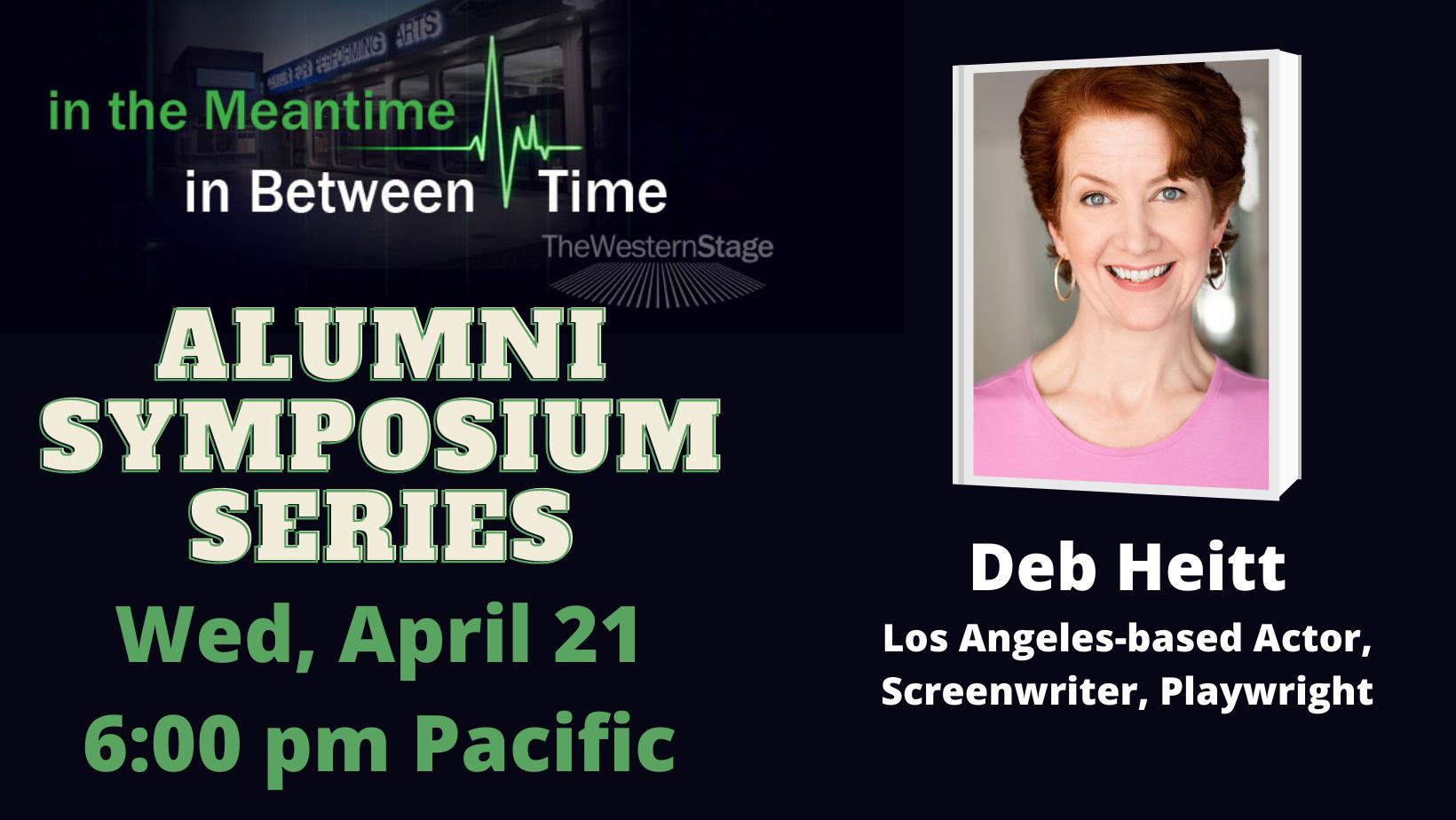 Deb Hiett - Alumni Symposium Series