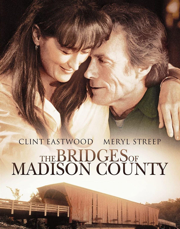 Matinee Movie - Bridges of Madison County - 4/21/21