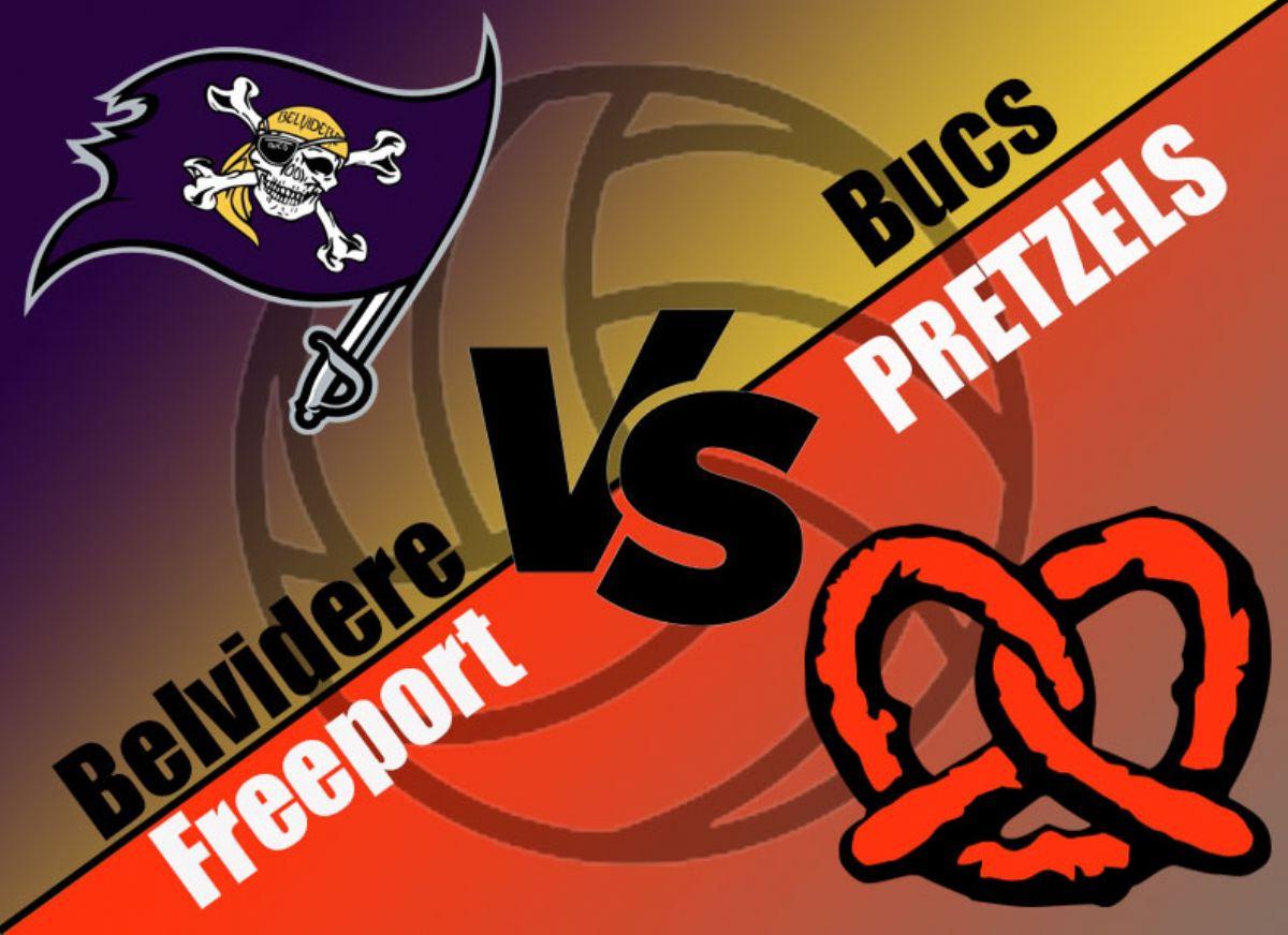 Volleyball vs Belvidere- Fresh & JV