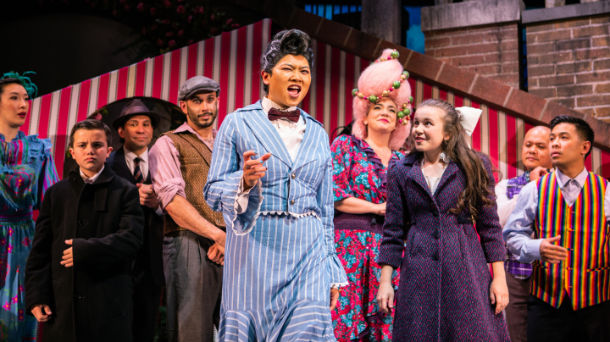 San Francisco Playhouse Mary Poppins